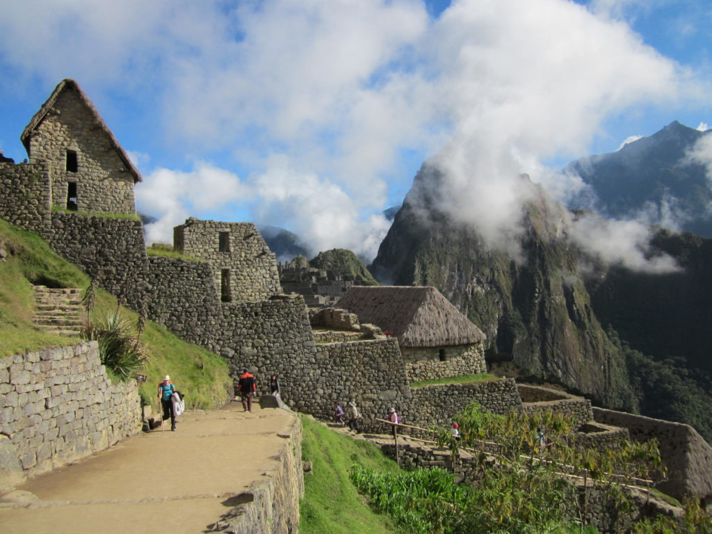 Das legendäre Machu Picchu