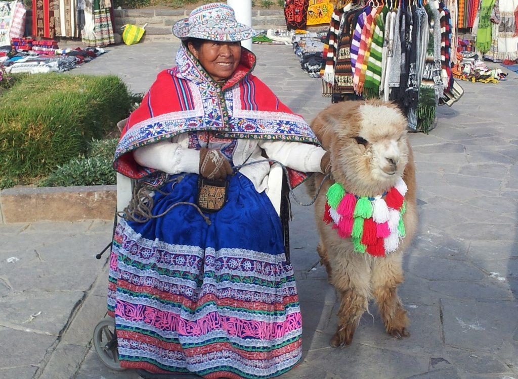 Puno Peru Titicacasee