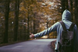 Backpacking steht auch für spontanes und flexibles Reisen
