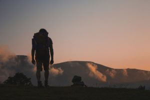 Backpacking -