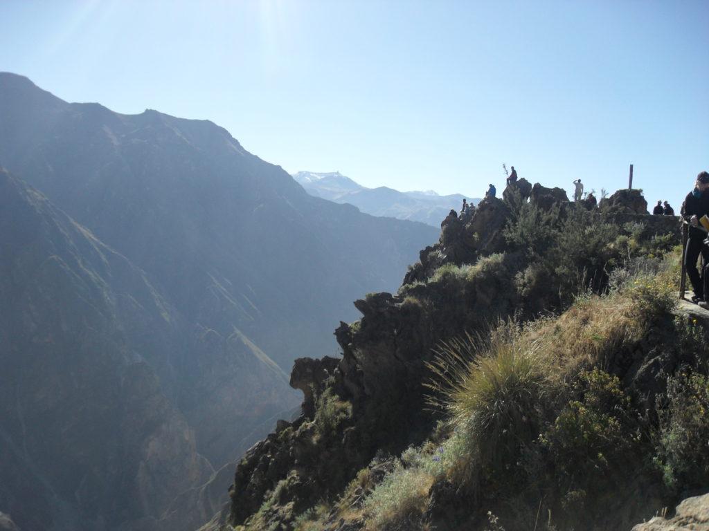 Colca Canyon Peru - Cruz del Condor