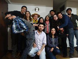 Mis weónes chilenos