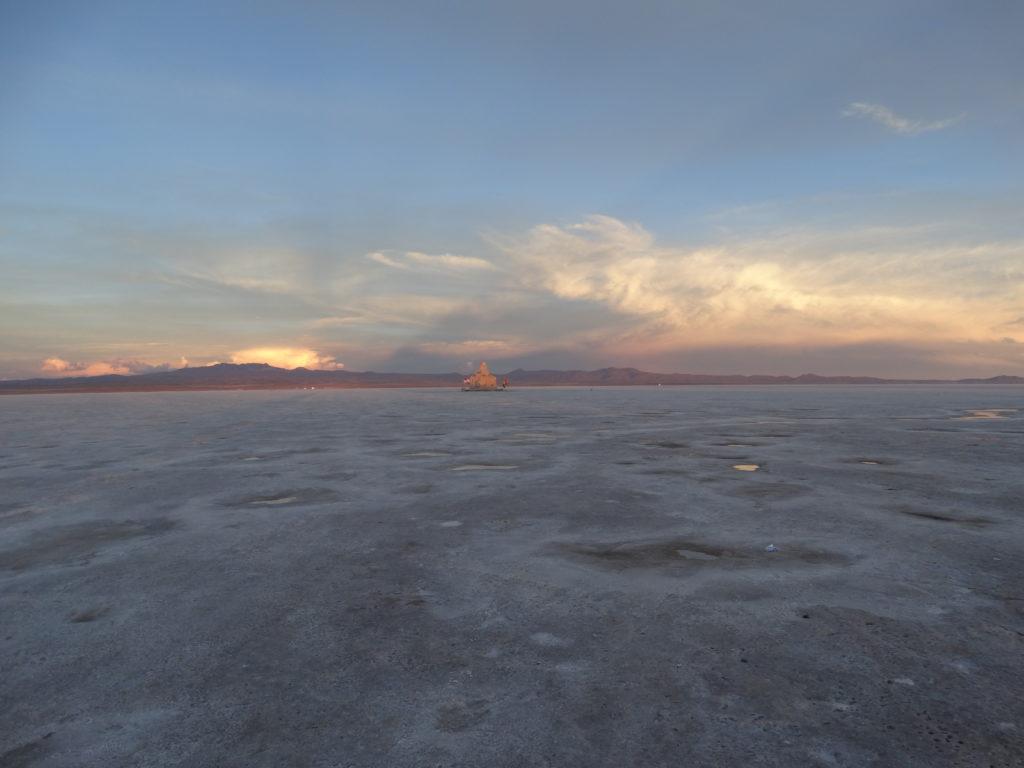 Der Salar de Uyuni - gleißende, weiße Ewigkeit