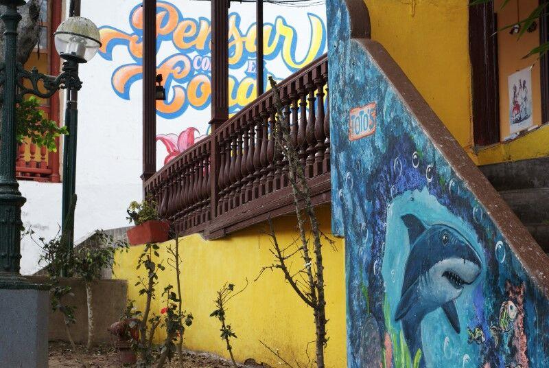 barrio barranco, lima