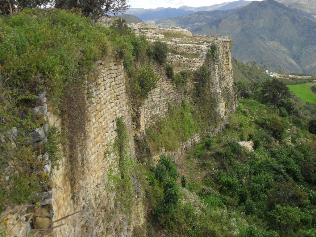 Die Festung Kuelap