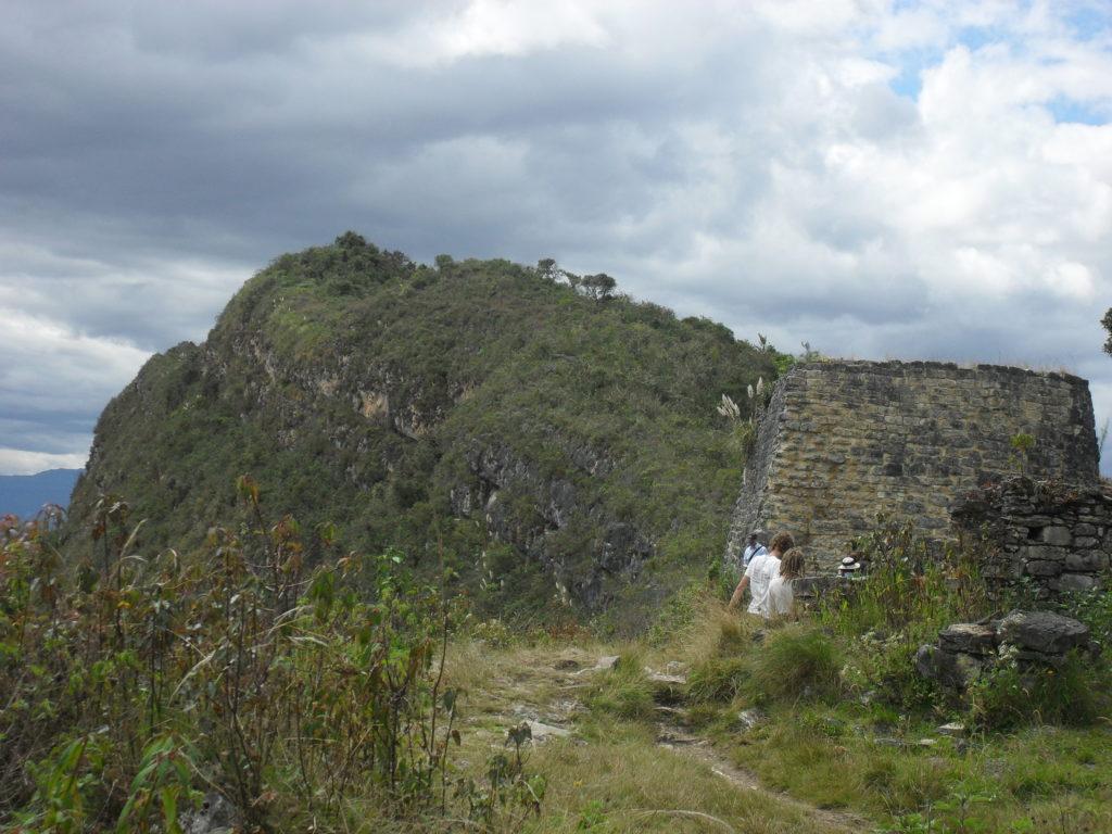 Kuelap Wachturm