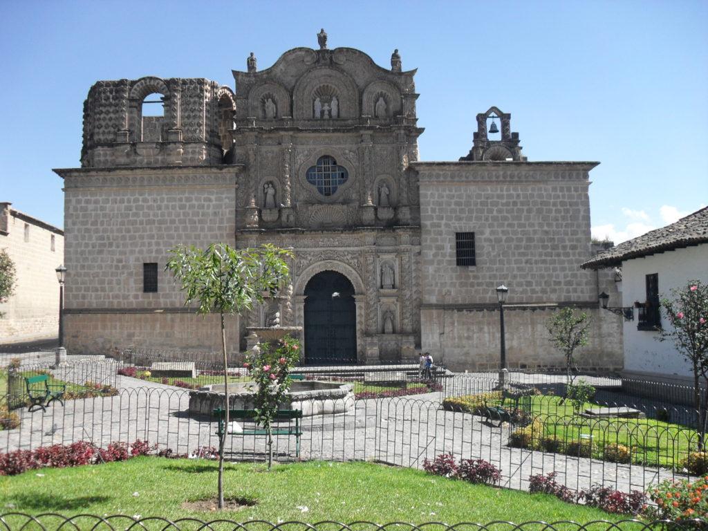 Die schönste Barock-Kirche von Cajamarca: La Iglesia Belén