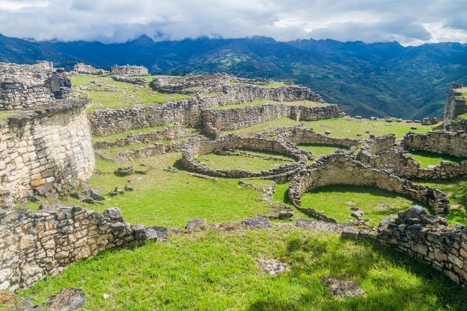 Die Festung Kuélap ist ein mystischer Ort.