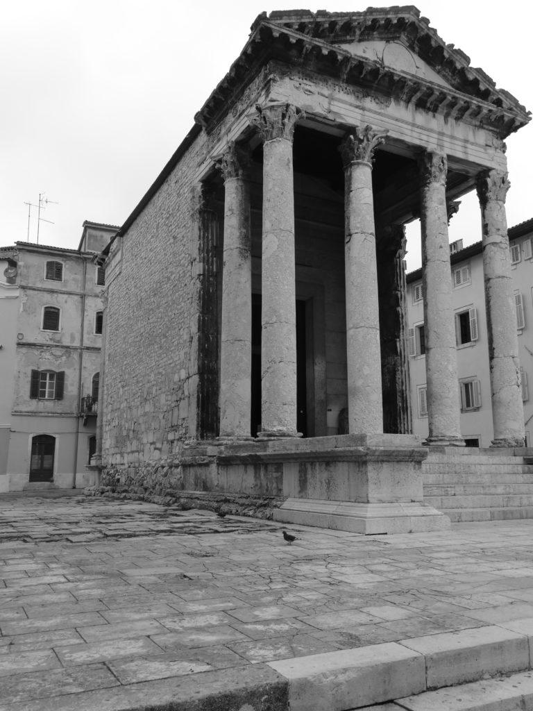 Der Augustustempel