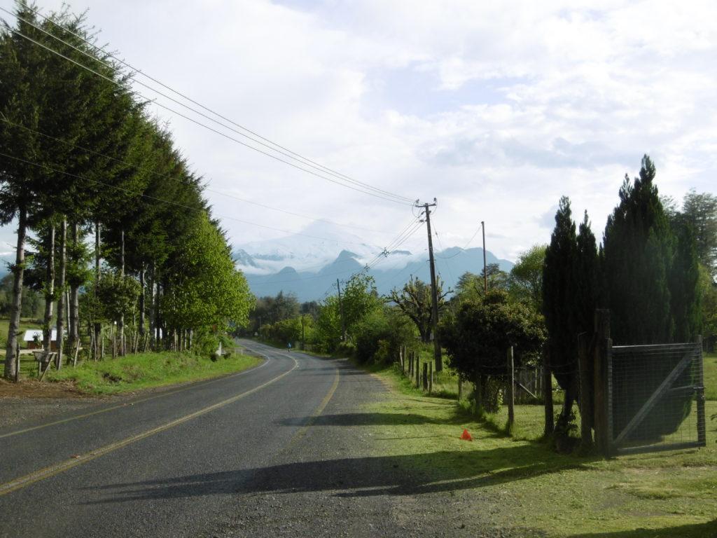 Lago Caburgua Pucón - Vulkan Villarrica